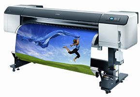 hp banner printer machine
